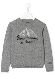 Maglione Snowboard is Dead