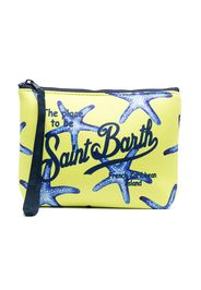 Mc2 Saint Barth Kids Clutch Saint Barth - Giallo