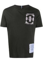 T-shirt Genesis II con stampa