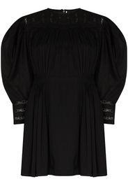 Austen Gigi lace embroidered mini dress