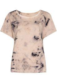 Adelaide tie-dye organic cotton T-shirt