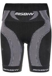 MISBHV Sport Active short leggings - Nero
