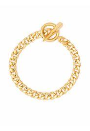 Missoma claw T-bar chain bracelet - Oro