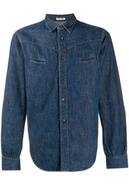 BLUE DENIM SHIRT 2000