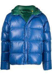 Moncler Genius 1952 Suginami hooded puffer jacket - Blu