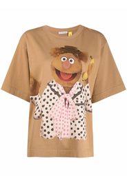 Moncler Genius 1952 Fozzie Bear t-shirt - Toni neutri