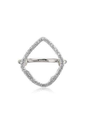 Anello con diamanti Riva