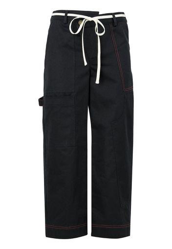 Pantaloni dritti