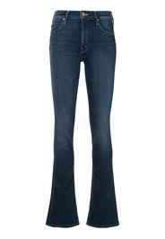 Jeans dritti con vita media