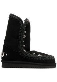 star stud snow boots