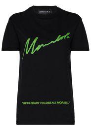 X homecoming lose all morals T-shirt