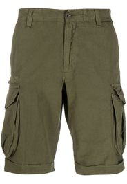 Myths mid-rise chino shorts - Verde