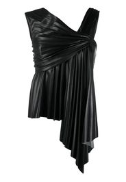 'Adrie' pleated top