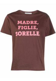 Neul T-shirt a girocollo - Marrone