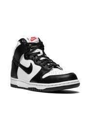 Nike Kids Dunk High sneakers - Nero