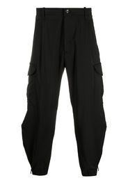 Nine In The Morning tapered trousers - Nero
