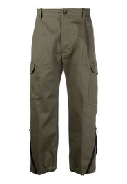 Nine In The Morning hybrid chino trousers - Verde