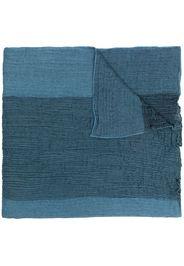 NORLHA Sciarpa Feather Waterfall - Blu