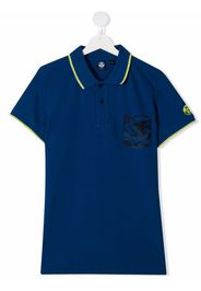 North Sails Kids Polo - Blu