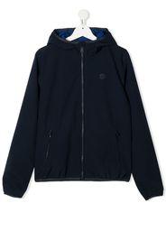 North Sails Kids TEEN hooded jacket - Blu