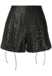 Shorts metallizzati