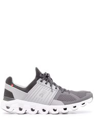 ON Running Cloudswift lace-up trainers - Grigio