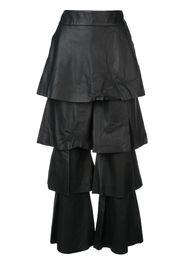 Pantaloni a più strati
