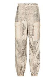 GORE-TEX Infinium cargo trousers