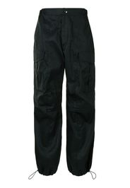 Lost cargo cotton trousers