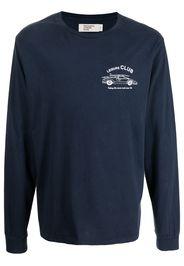 Pasadena Leisure Club T-shirt con stampa - Blu
