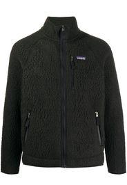 Retro Pile logo patch jacket