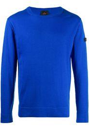 plain wool jumper