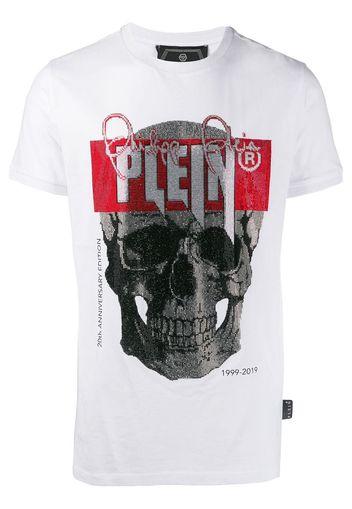 T-shirt Platinum Cut Skull