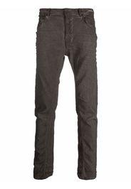 Poème Bohémien slim-cut jeans - Grigio