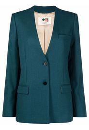 Ports 1961 V-neck blazer - Blu