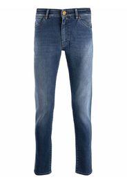Pt05 low-waist slim-fit jeans - Blu