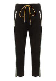 Pantaloni sportivi con banda laterale Traxedo