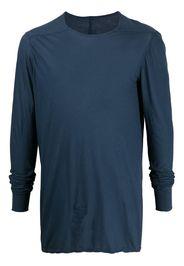 long-length cotton T-shirt