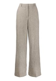 Rosetta Getty Pantaloni a gamba ampia - Toni neutri