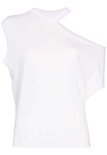 T-shirt con dettaglio cut-out Axel
