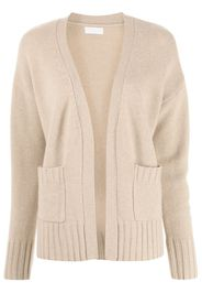 SABLYN open-front cashmere cardigan - Marrone
