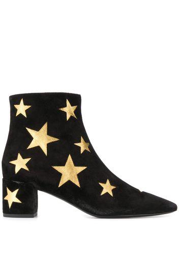Stivaletti con stelle