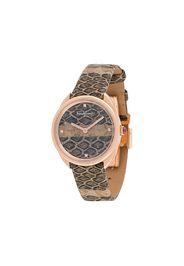 Snakeskin Cuir 30mm watch
