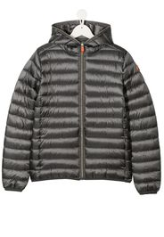 TEEN hooded puffer jacket