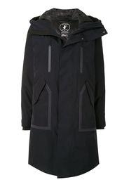Cappotto imbottito con zip Wheroy