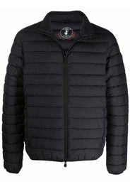 Save The Duck high-neck puffer jacket - Nero