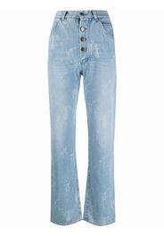 Seen Users Jeans a vita alta - Blu