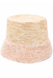 Sensi Studio Lamp Shade bucket hat - Toni neutri