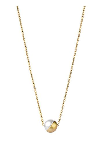 Collana di perle 45°