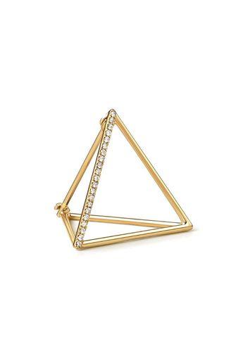 Orecchino Diamond Triangle Earring 20 (01)